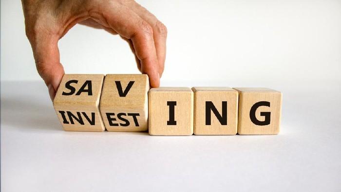 Ilustrasi Menabung dan Investasi
