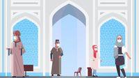 Tips Jaga Kebersihan Masjid dari COVID-19