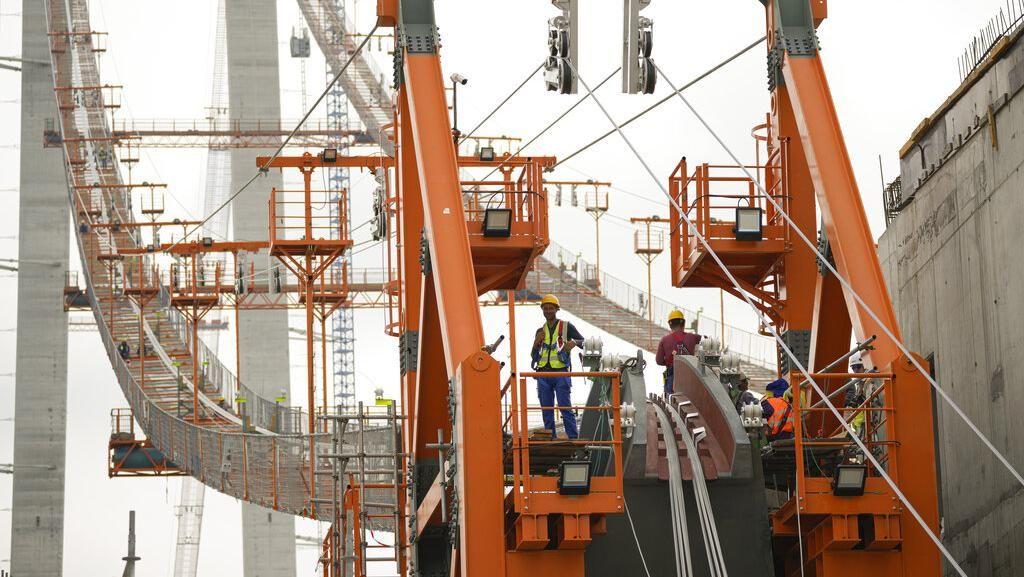 Rumania Bikin Jembatan Gantung Terpanjang ke-3 di Eropa