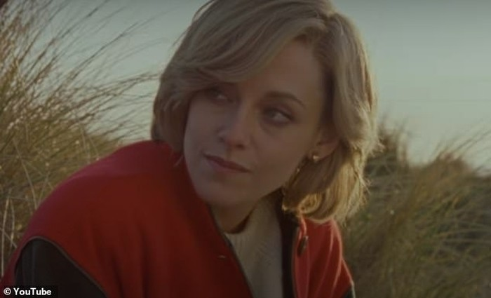 Kristen Stewart di film Spencer