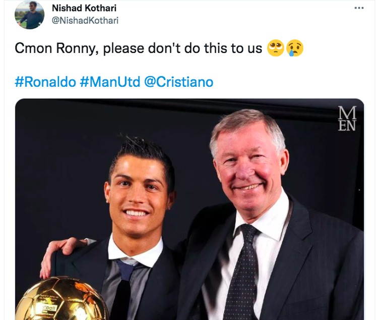 Meme Ronaldo City