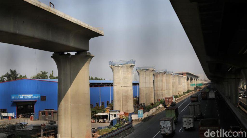 Area Proyek Kereta Cepat Langganan Banjir, Ini Upaya Mitigasi KCIC