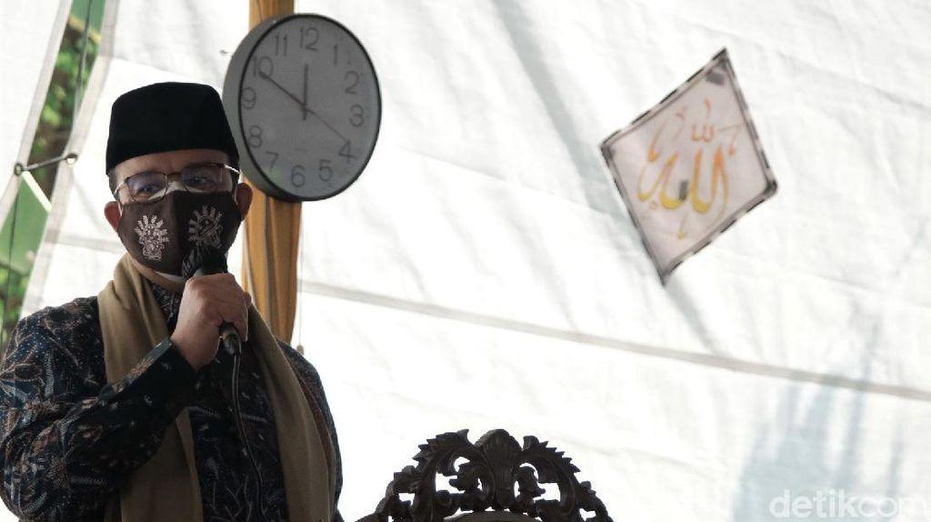 Di Depan PKS Muda, Anies Bicara Fenomena Aneh di Dunia Politik