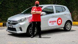 Kala AirAsia Lebarkan Sayap Bikin Ojol dan Taksi Online Saingi Grab-Gojek