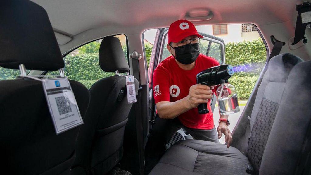Nih Penampakan Taksi Online AirAsia, Siap Lawan Grab-Gojek