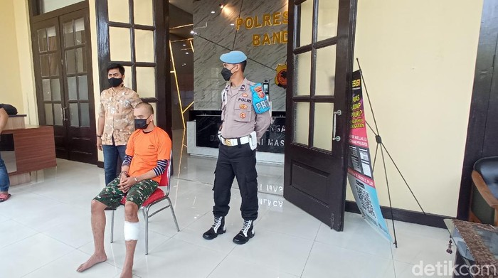 Pembunuh mayat wanita terbungkus selimut di Bandung ditangkap