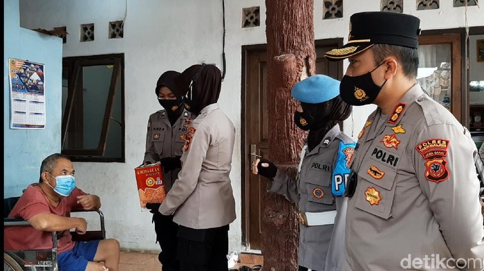 Puluhan orang jompo di Tasikmalaya ditelantarkan keluarganya