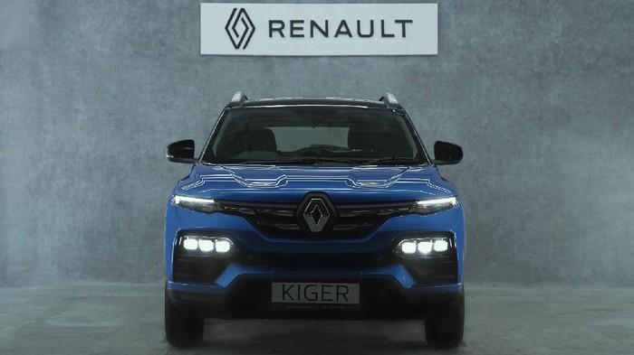 Renault Kiger meluncur di Indonesia, Jumat (27/8/2021).