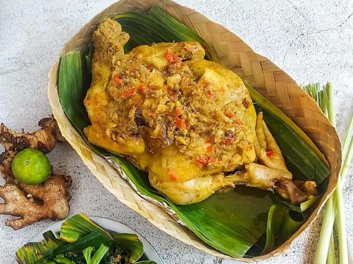 Resep Ayam Betutu Gilimanuk
