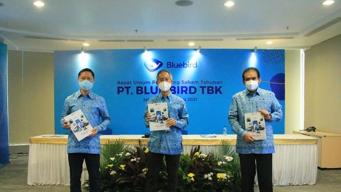 RUPSLB PT Blue Bird Tbk