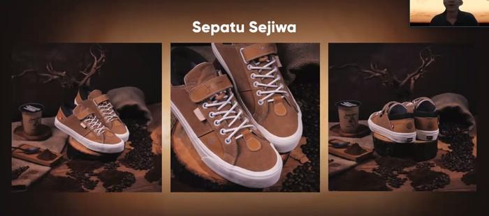 Sage Footwear X Janji Jiwa