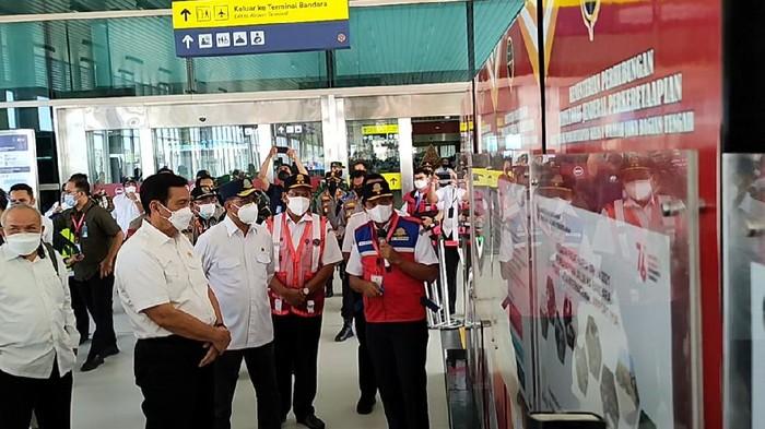 Soft launching Jalur Kereta Bandara Yogyakarta
