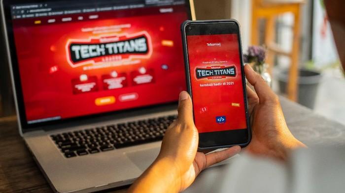 Telkomsel Tech Titans