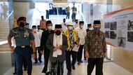 Wapres Maruf Amin Tinjau Terowongan Silaturahmi Istiqlal-Katedral