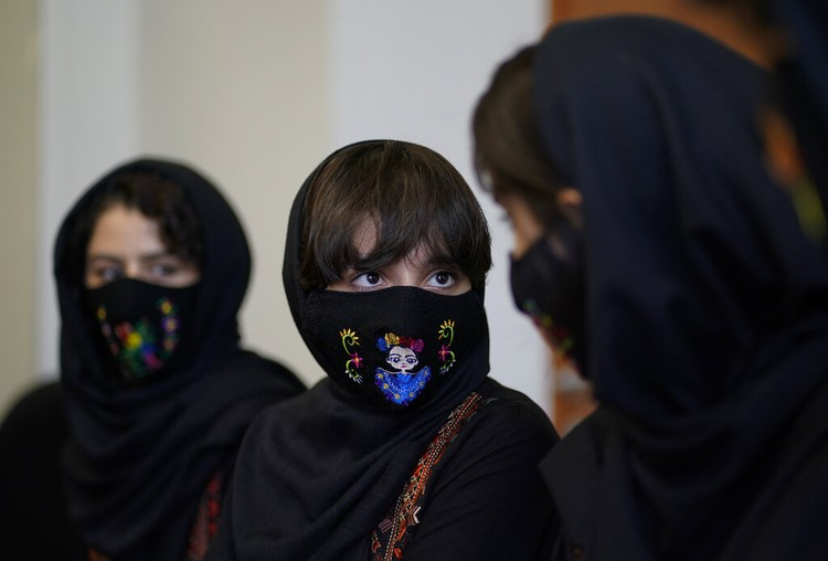 Tim robotika Afghanistan