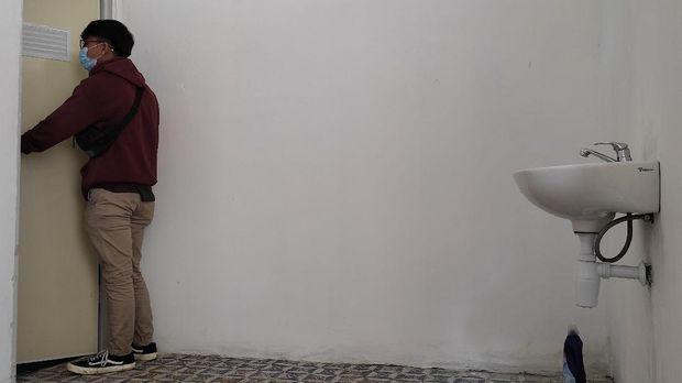 Toilet SD di Pandeglang Rp 104 juta