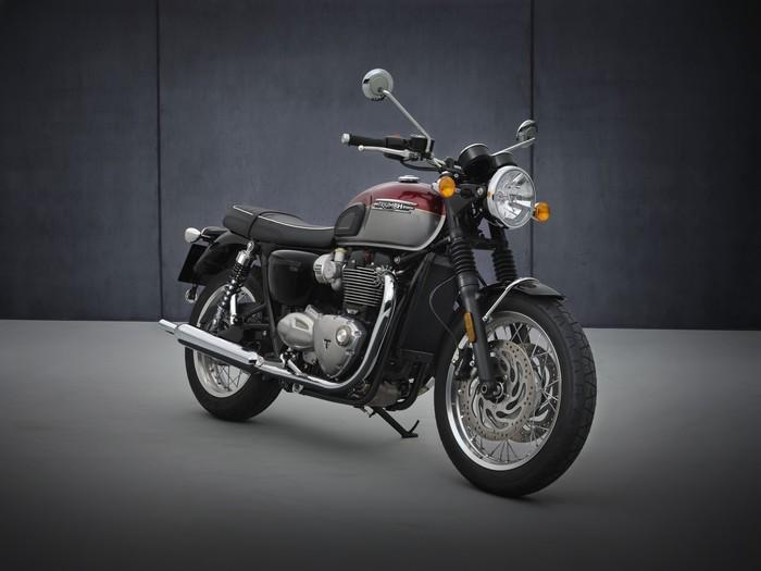 Triumph Bonneville T120 2021