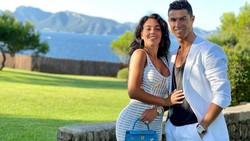 Congratz! Georgina Rodriguez Hamil Anak Kembar dari Cristiano Ronaldo