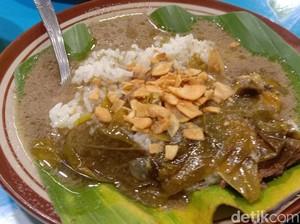 Gurih Sedep!Nasi Pindang Daging Kerbau, Kuliner Tradisi Warisan Sunan Kudus