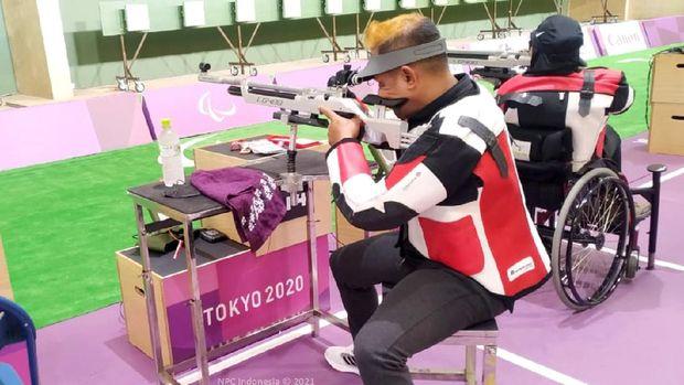 Bolo Triyanto, Paralimpiade Tokyo 2020