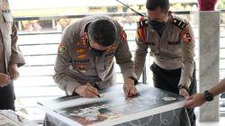 Kalemdiklat Apresiasi Siswa Sekolah Inspektur Polisi Angkatan ke-50 Garap Film