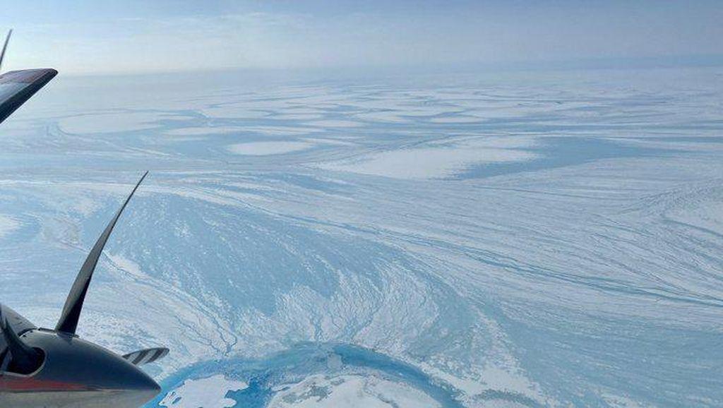 Ilmuwan NASA Tercengang, Lapisan Es Greenland Mencair