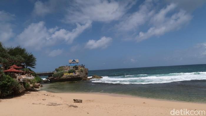 Pantai Kukup di Gunungkidul tutup karena PPKM Level 4