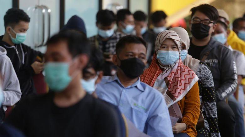 Dalam rangka mendukung pemerintah dalam penanganan pandemi COVID-19, BP Jamsostek menggelar kegiatan vaksinasi kepada Serikat Pekerja/Serikat Buruh.