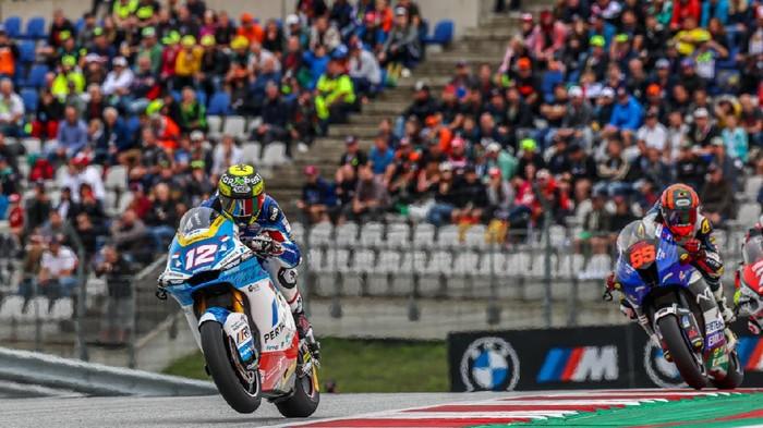 Rider Pertamina Mandalika SAG Racing Team Thomas Luthi