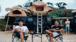 Seru Banget! Offroad dan Camping dengan Jeep di Yogya