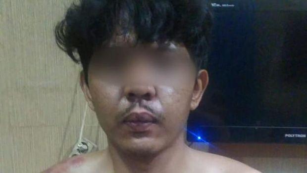 SRA, pelaku penikaman terhadap ayah kandung hingga tewas