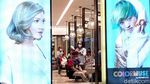 Suasana Grand Indonesia yang Cukup Ramai saat Weekend