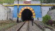 Foto: Terowongan Kereta Mistis di Cianjur dan Mitos Penghuninya