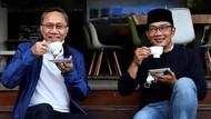 Bertemu Ridwan Kamil di  Bandung, Zulkifli Hasan Bahas Apa?