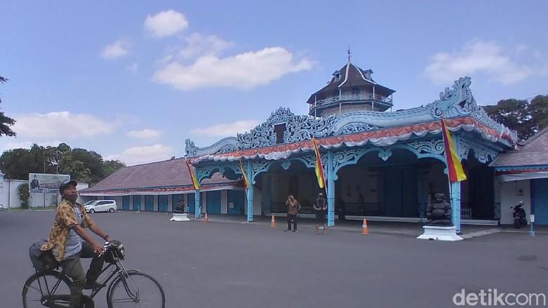 Desa Baluwarti di Solo
