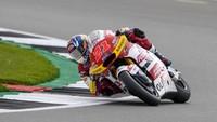 Hasil Tim Indonesia di Moto2 Emilia Romagna: Diggia Tembus 10 Besar