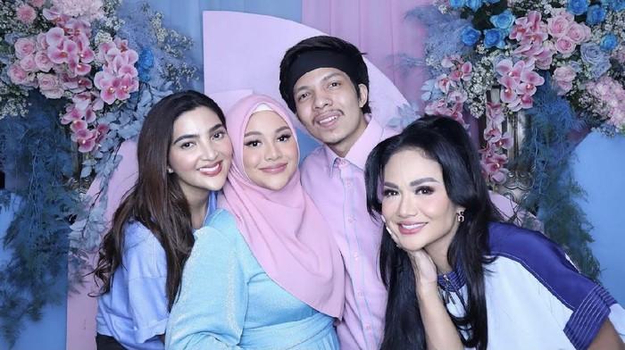 Gender Reveal Atta Halilintar & Aurel Hermansyah