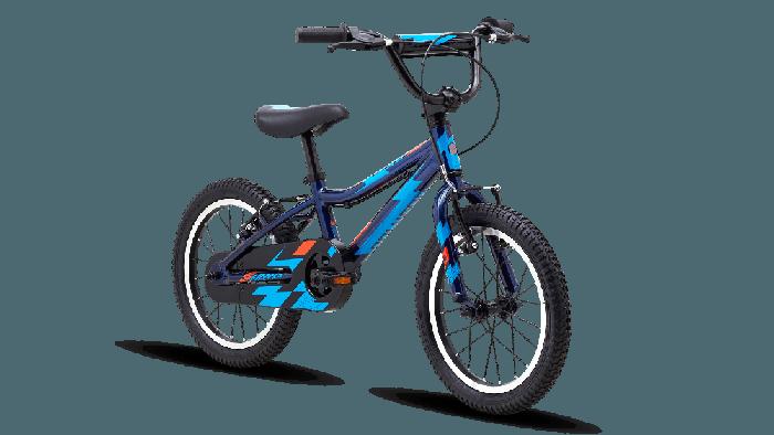 Ilustrasi sepeda anak kecil
