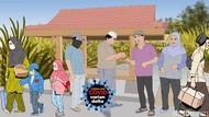 Kasus Corona RI 22 September Tambah 2.720, Sembuh 5.356