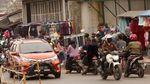 Aksi Menantang Maut Pemotor +62, Lawan Arus di Jalur Bandung-Garut