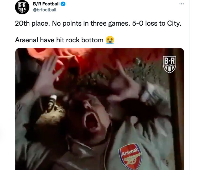 Meme Arsenal City