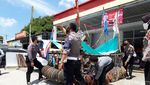 Resahkan Warga, Vespa Gembel Diciduk Polisi