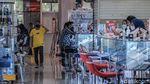 PPKM Level 3, Begini Aktivitas di Mal Tangerang Saat Akhir Pekan