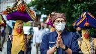 Sandiaga Uno Dorong Inovasi Rendang dan Fesyen untuk UMKM Padang