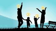 Tes Kepribadian: Siluet Mana yang Terlihat Paling Bahagia?