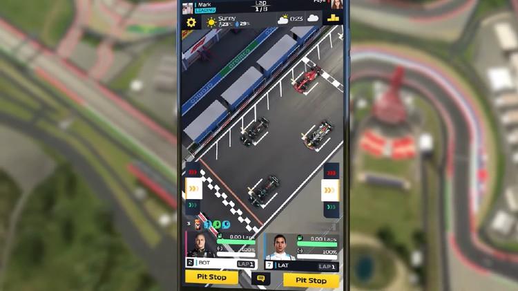 5 Game Android Formula 1 yang Seru dan Menantang Banget