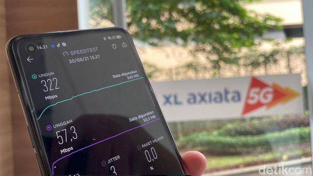 5g XL Axiata