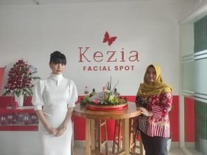 Kezia Facial Spot Lahirkan Womenpreneur Lewat Franchise Kecantikan