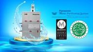 Panasonic Water Purification System Tingkatkan Kualitas Air Bersih