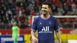 PSG Vs Manchester City: Semoga Messi Main